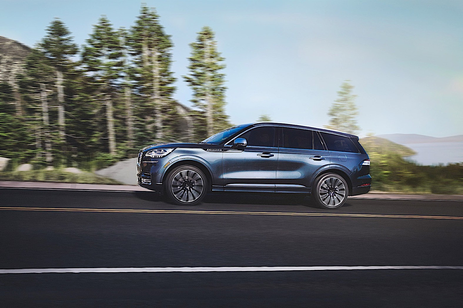 2020 Lincoln Aviator Unleashed to Redefine Premium SUVs ...