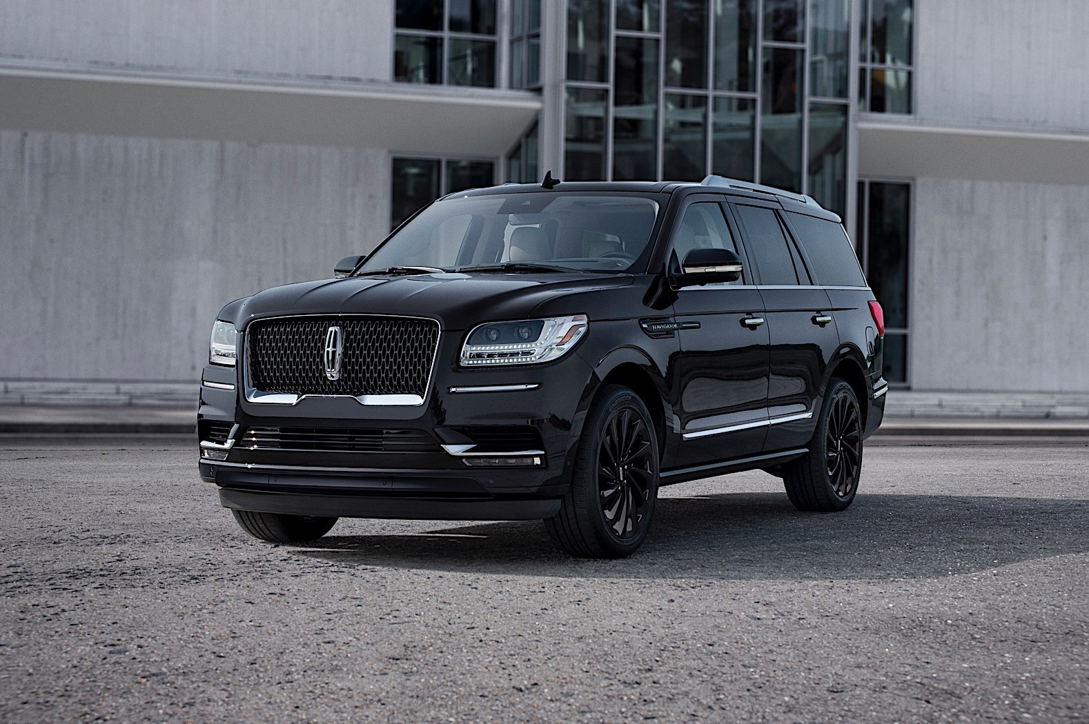 2020 lincoln navigator can now be unlocked and started