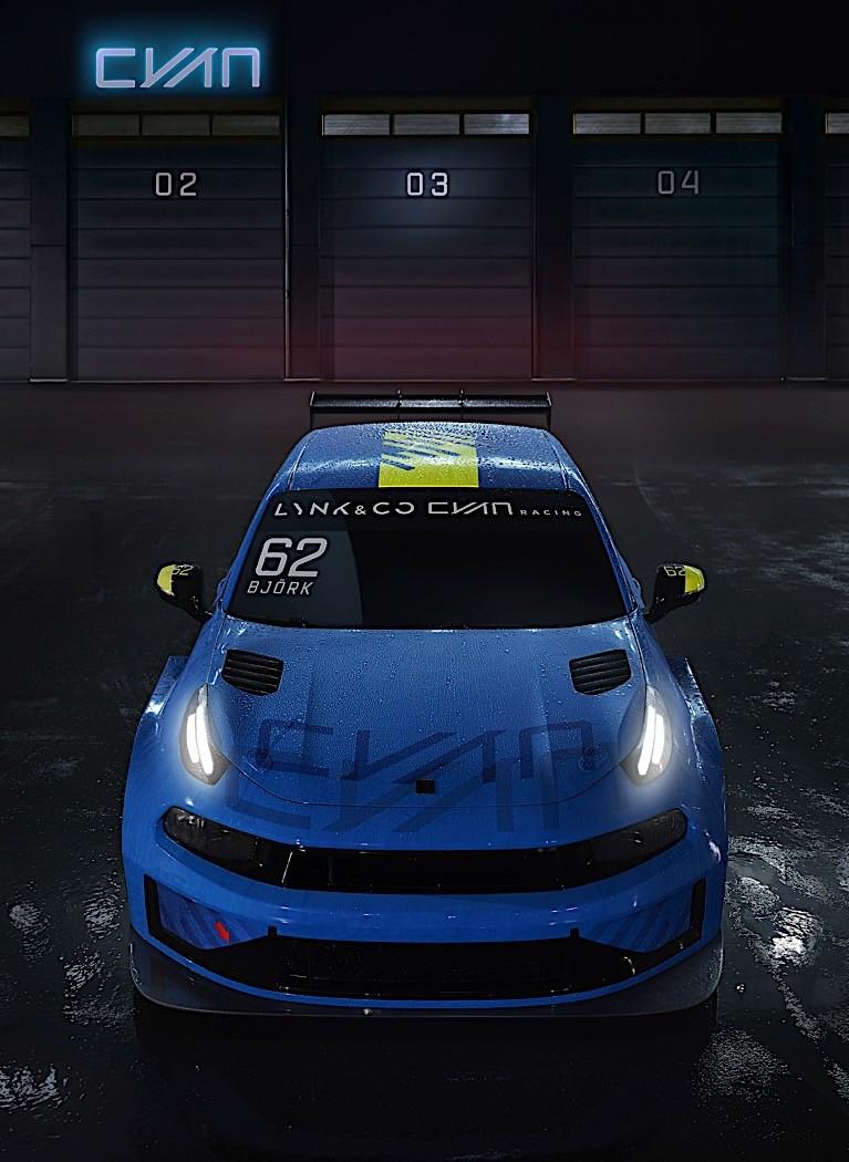 2020 Lynk Amp Co 03 Cyan Is A 500 Hp Racing Sedan More