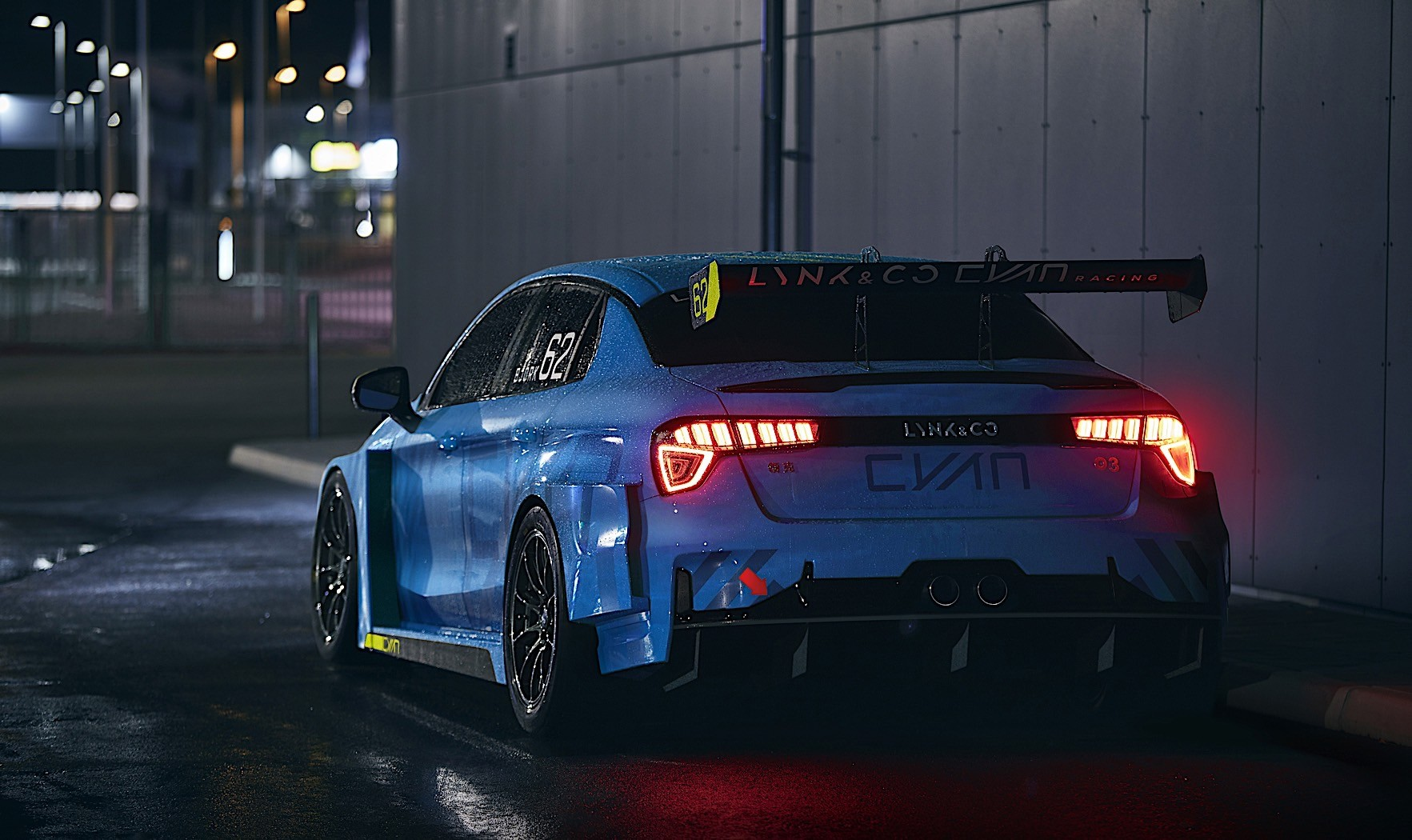 2020 Lynk Amp Co 03 Cyan Is A 500 Hp Racing Sedan More