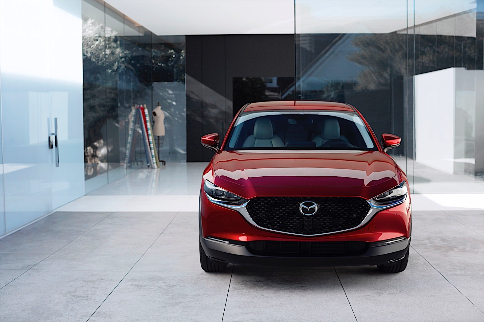 Mazda 3 Skyactiv >> 2020 Mazda CX-30 Crossover Fills Gaps in Geneva ...