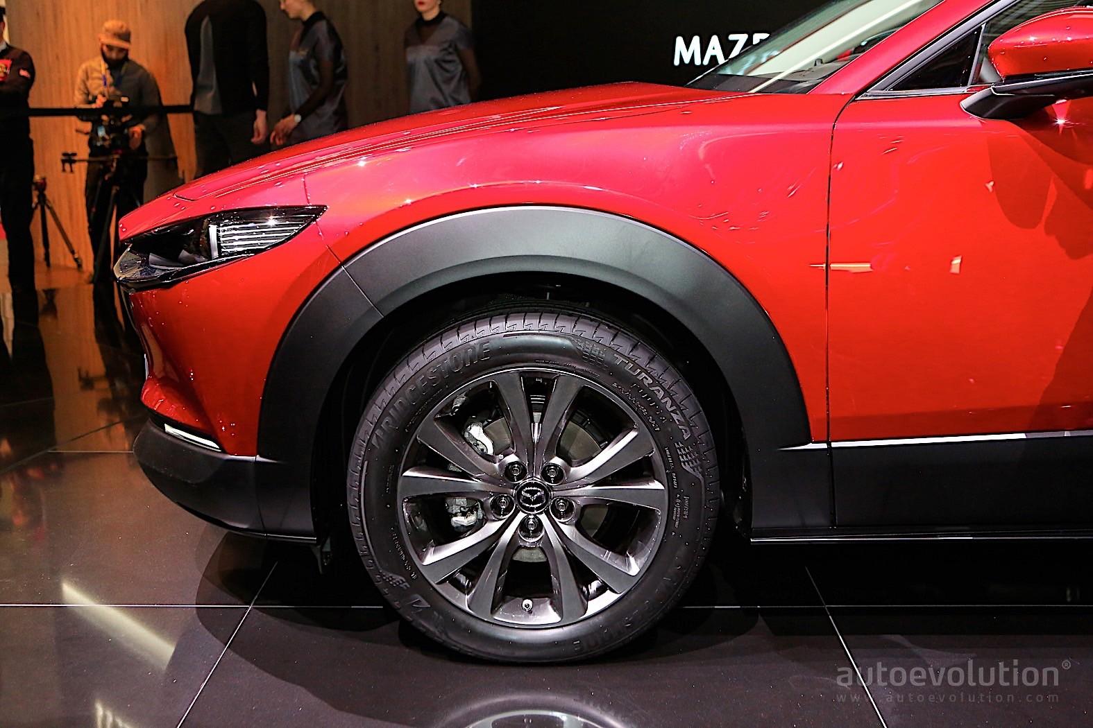 2020 Mazda CX-30 Crossover Fills Gaps in Geneva ...