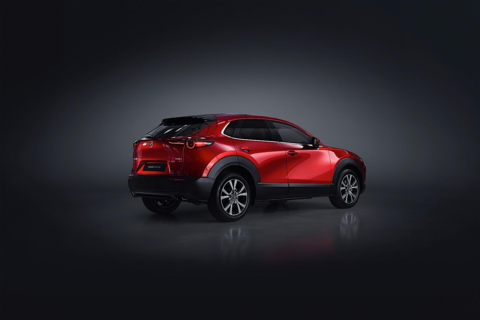 Mazda 3 Skyactiv >> 2020 Mazda CX-30 Crossover Fills Gaps in Geneva - autoevolution