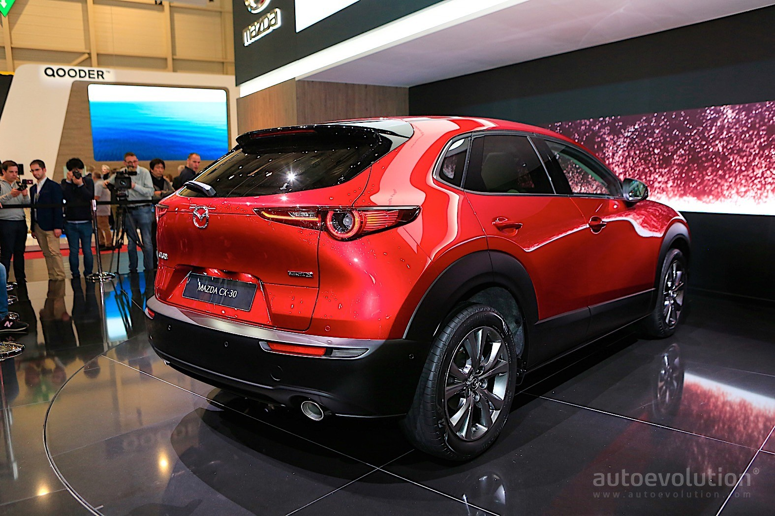 2020 Mazda Cx 30 To Be Manufactured In Mexico Autoevolution