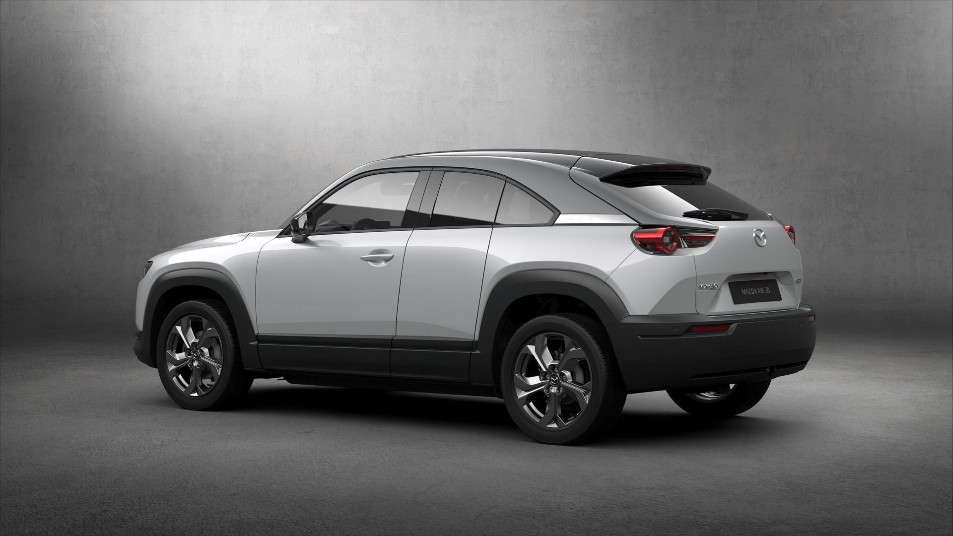 2020 Mazda Mx 30 Electric Crossover May Look Pretty But The
