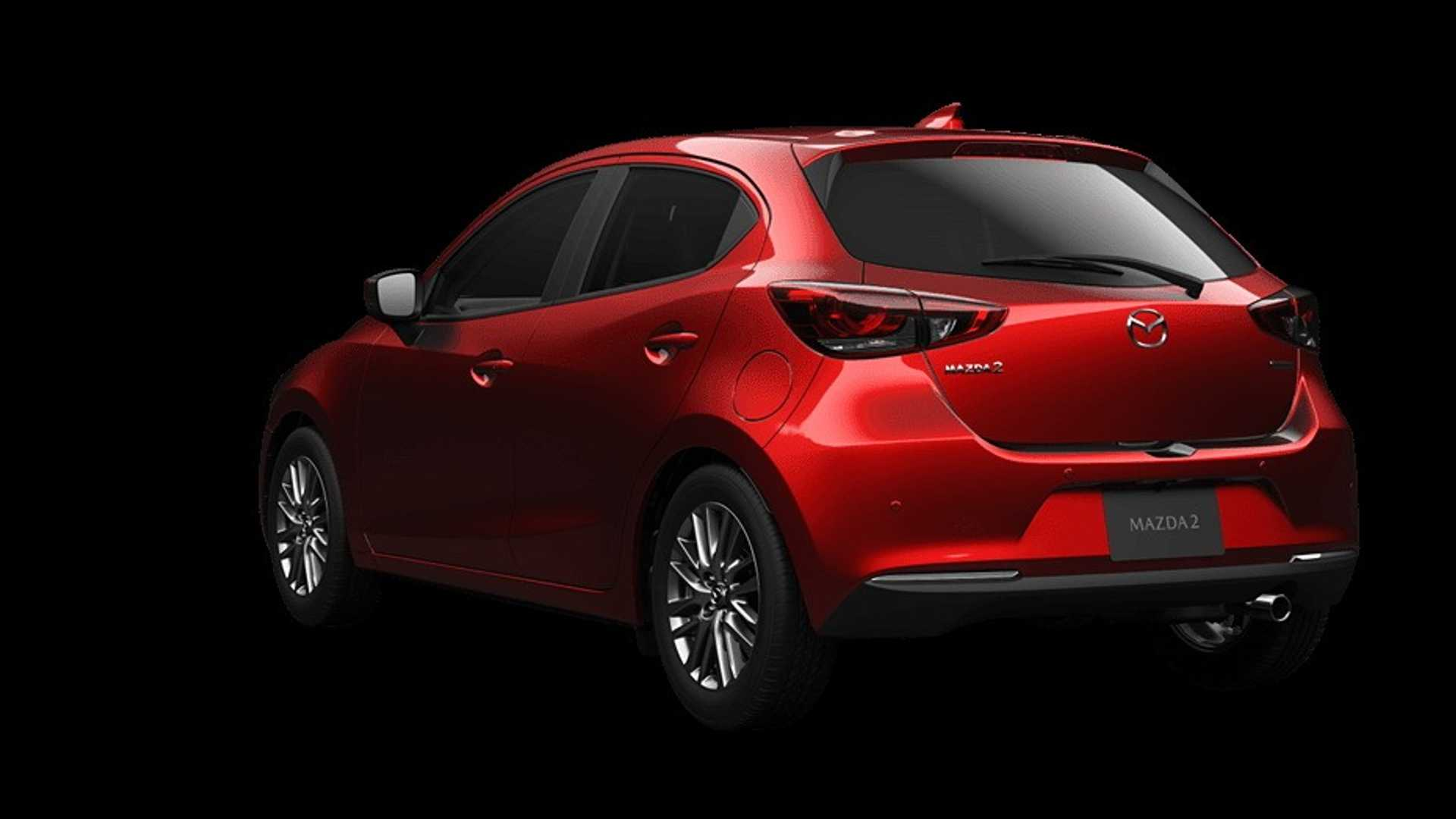 2020 Mazda2 Facelift Doesn T Get Skyactiv D 1 8 Engine I