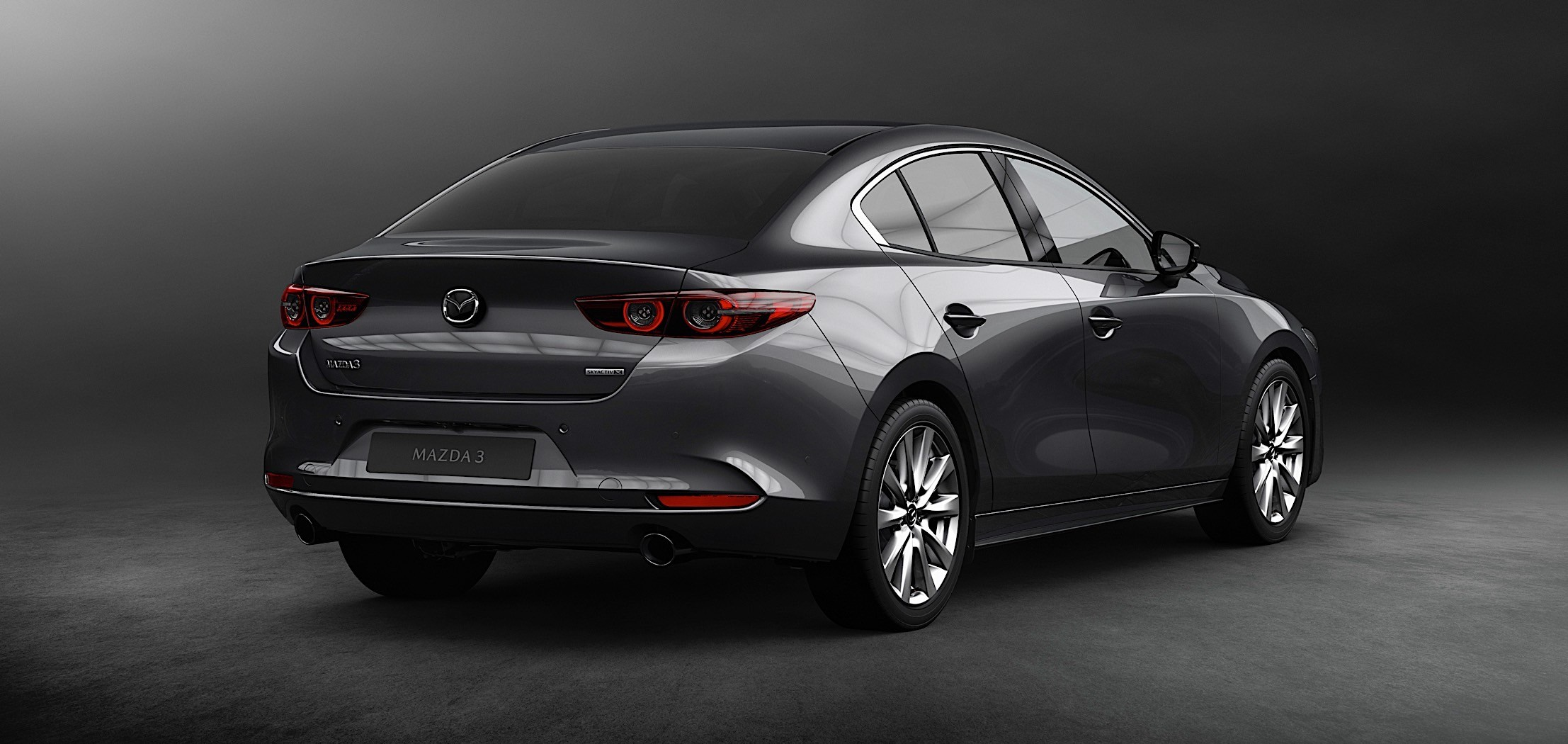 2020 mazda3 gets revolutionary skyactiv-x engine  full details released