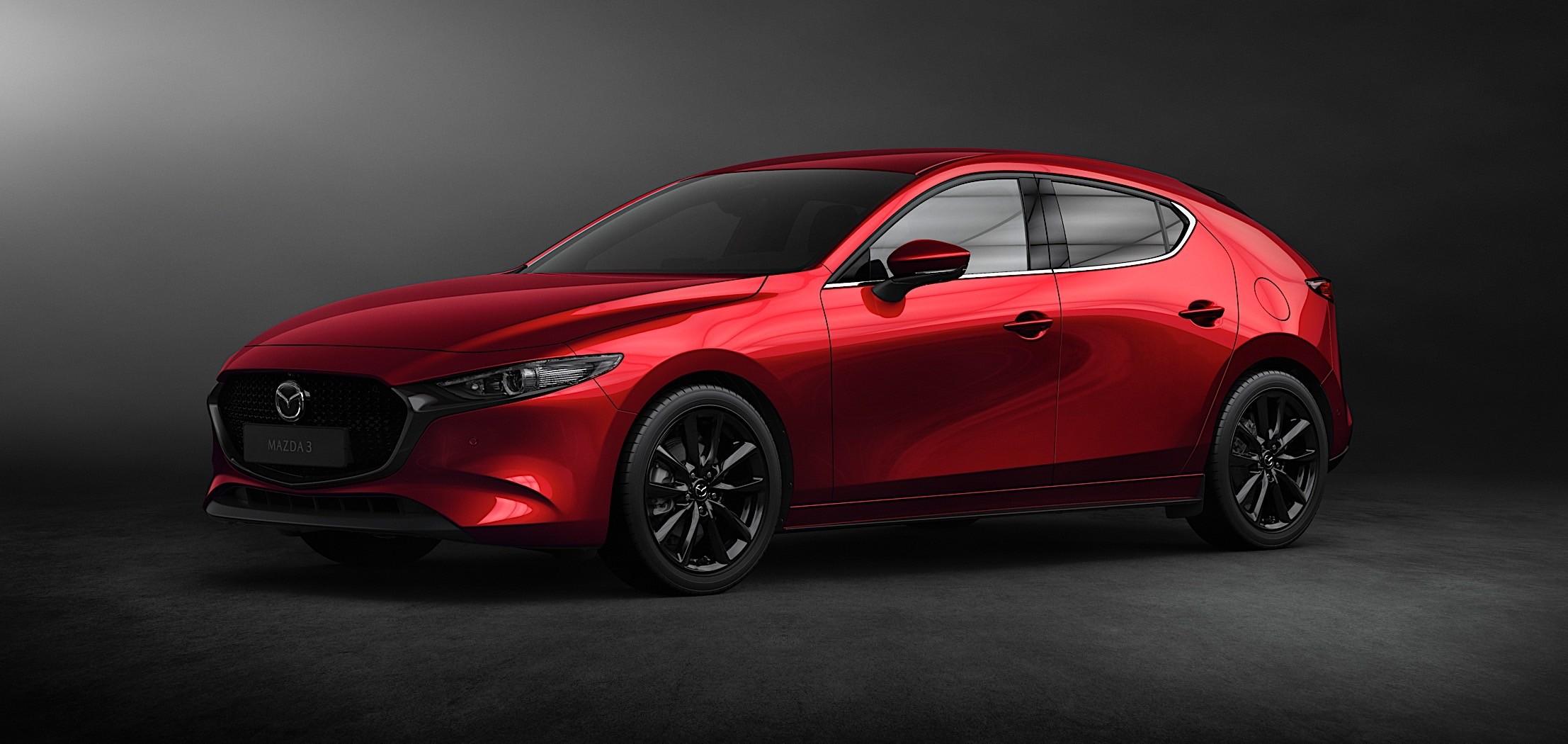 2020 Mazda3 Makes Triumphant Debut in Los Angeles ...