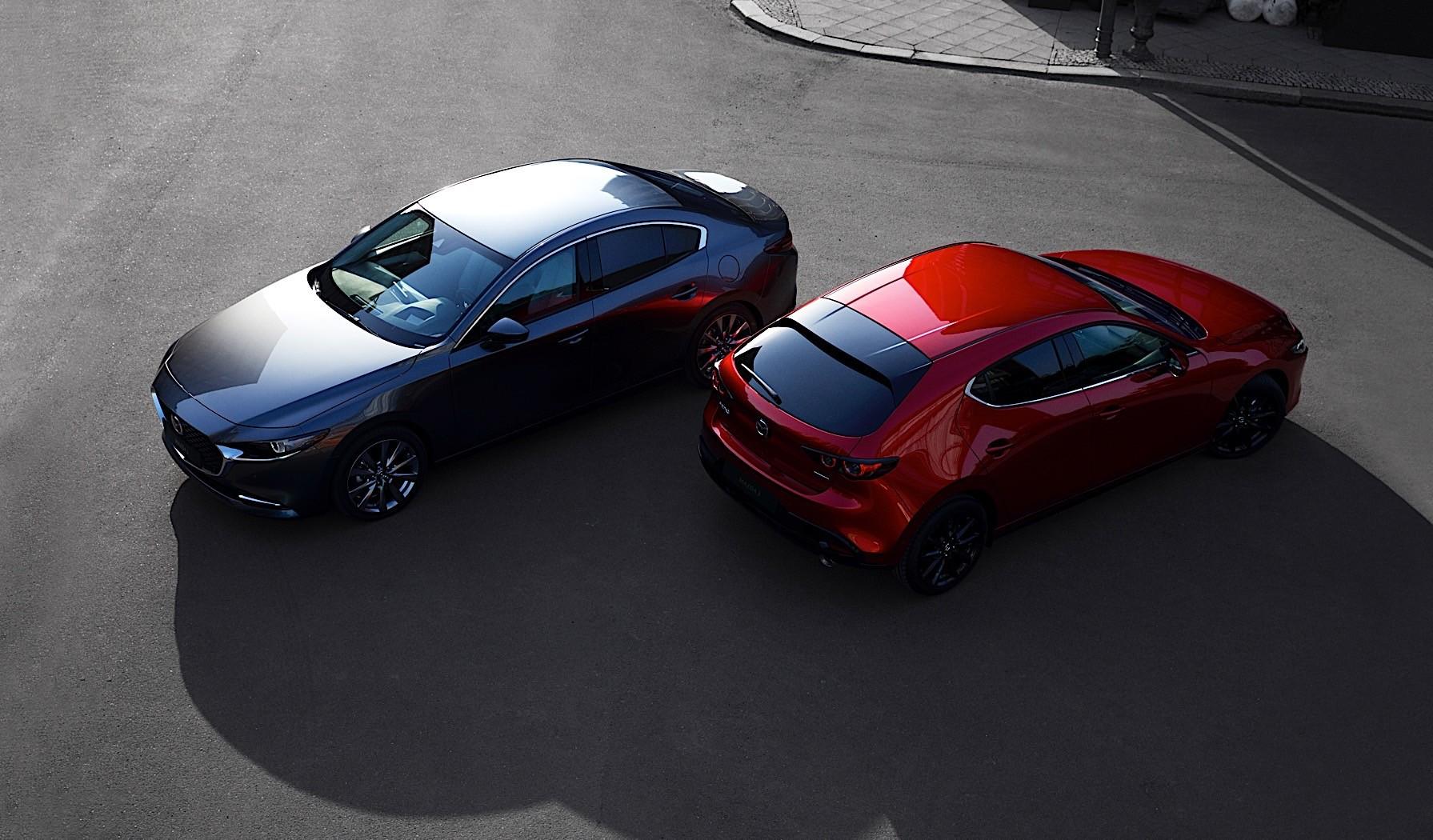 2020 Mazda3 Makes Triumphant Debut in Los Angeles - autoevolution
