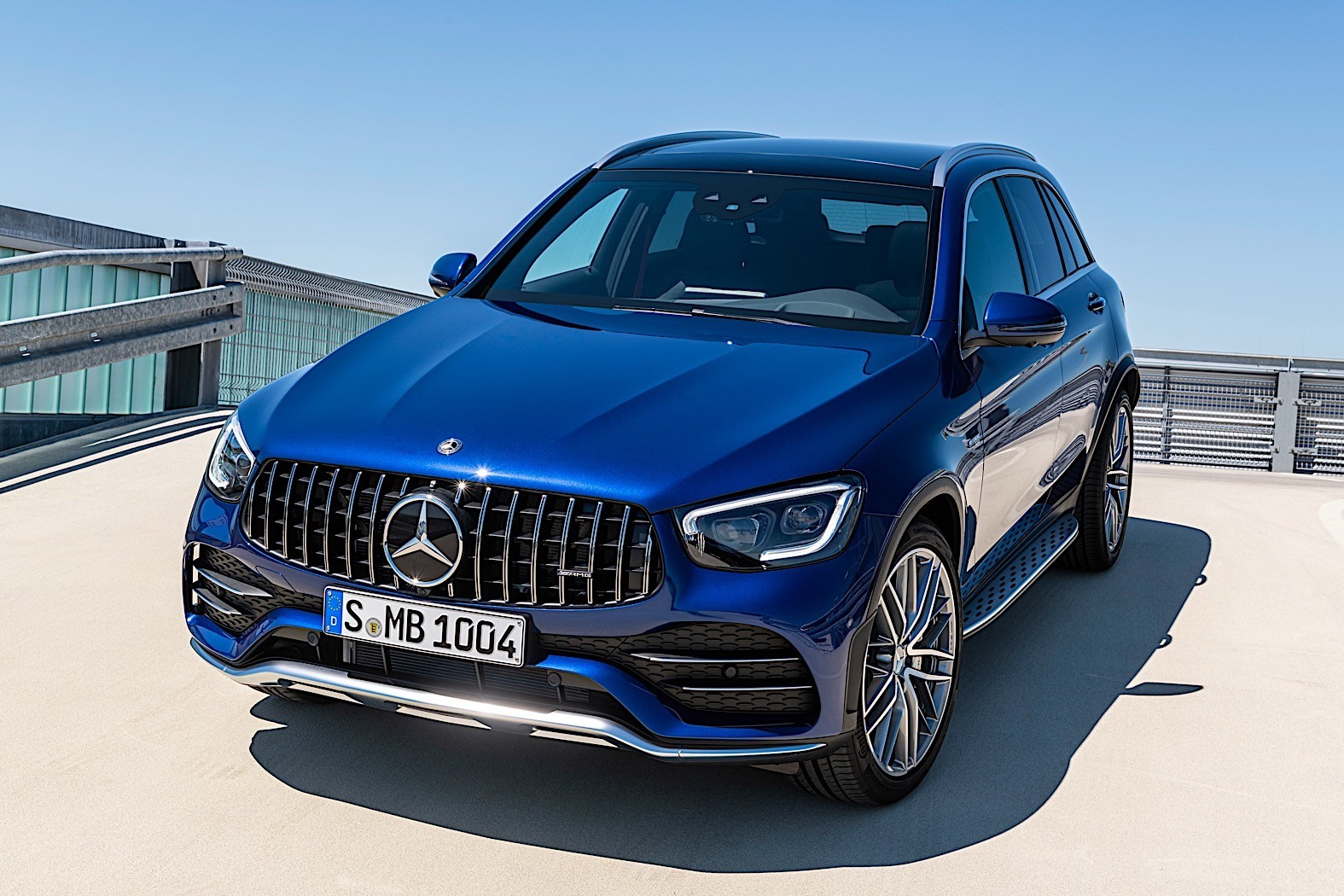 2020 Mercedes-AMG GLC 43 Comes with More Power and New ...