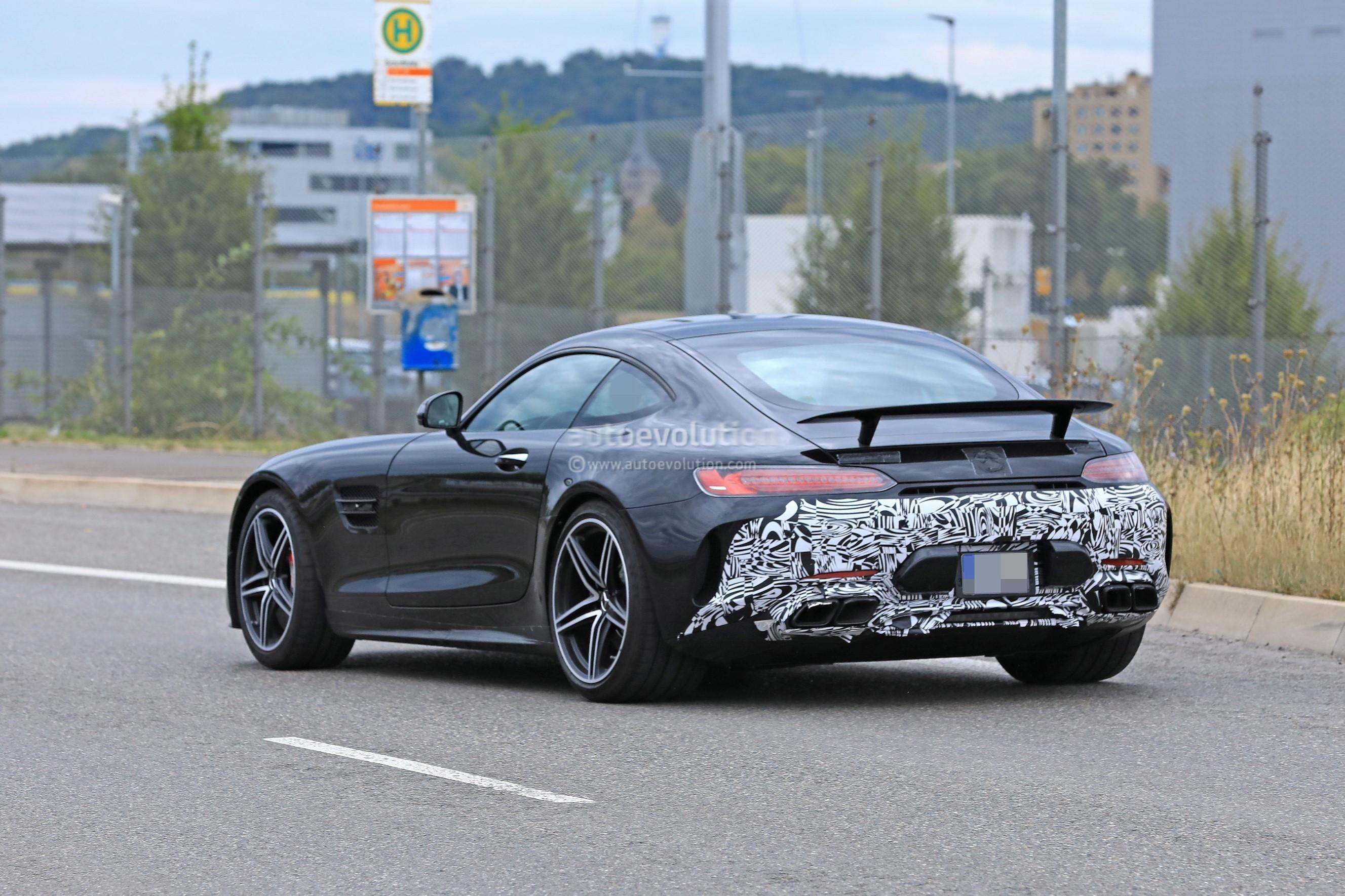 Mercedes-AMG GT R Rendered as Mercedes-McLaren Supercar ...