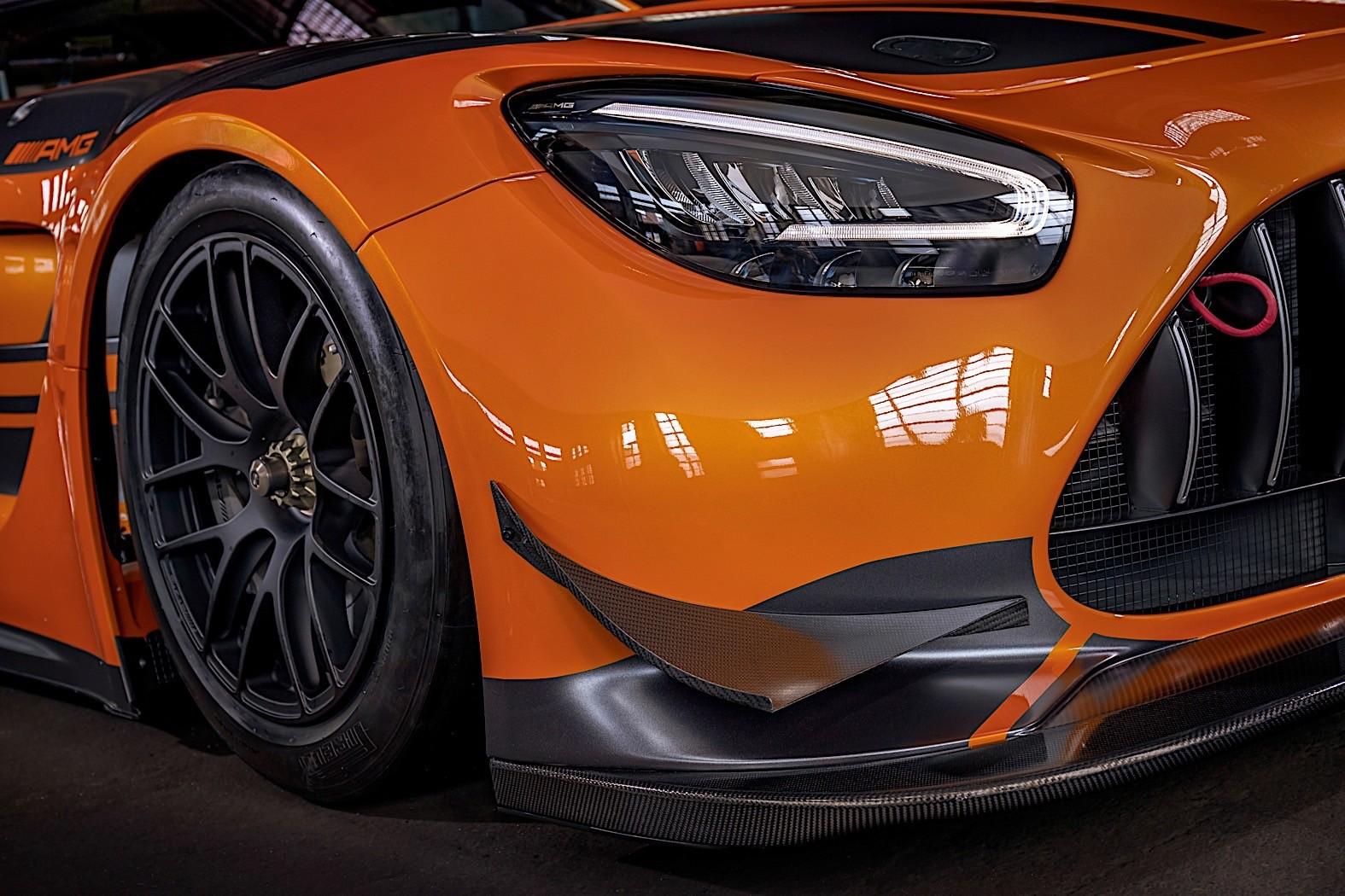 Performance Auto Sales >> 2020 Mercedes-AMG GT3 Revealed in Ablaze Orange Before Nurburgring Premiere - autoevolution