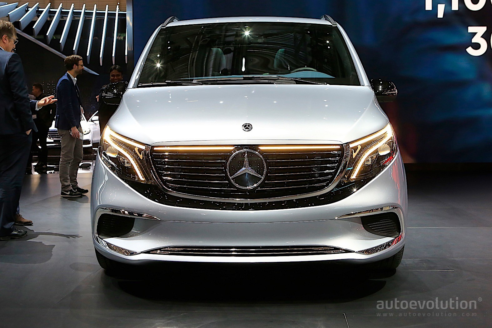 2020 Mercedes-Benz EQV Electrifies Geneva As the First of ...