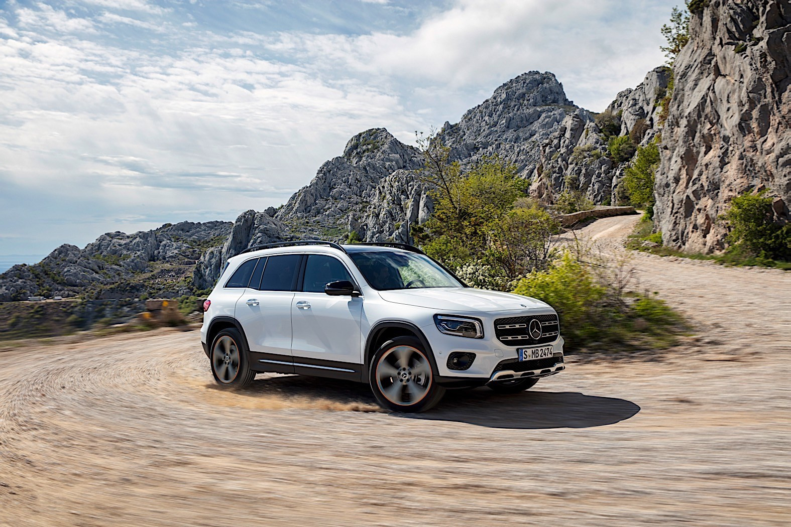 2020 Mercedes-Benz GLB Revealed as Mexican Made Seven ...