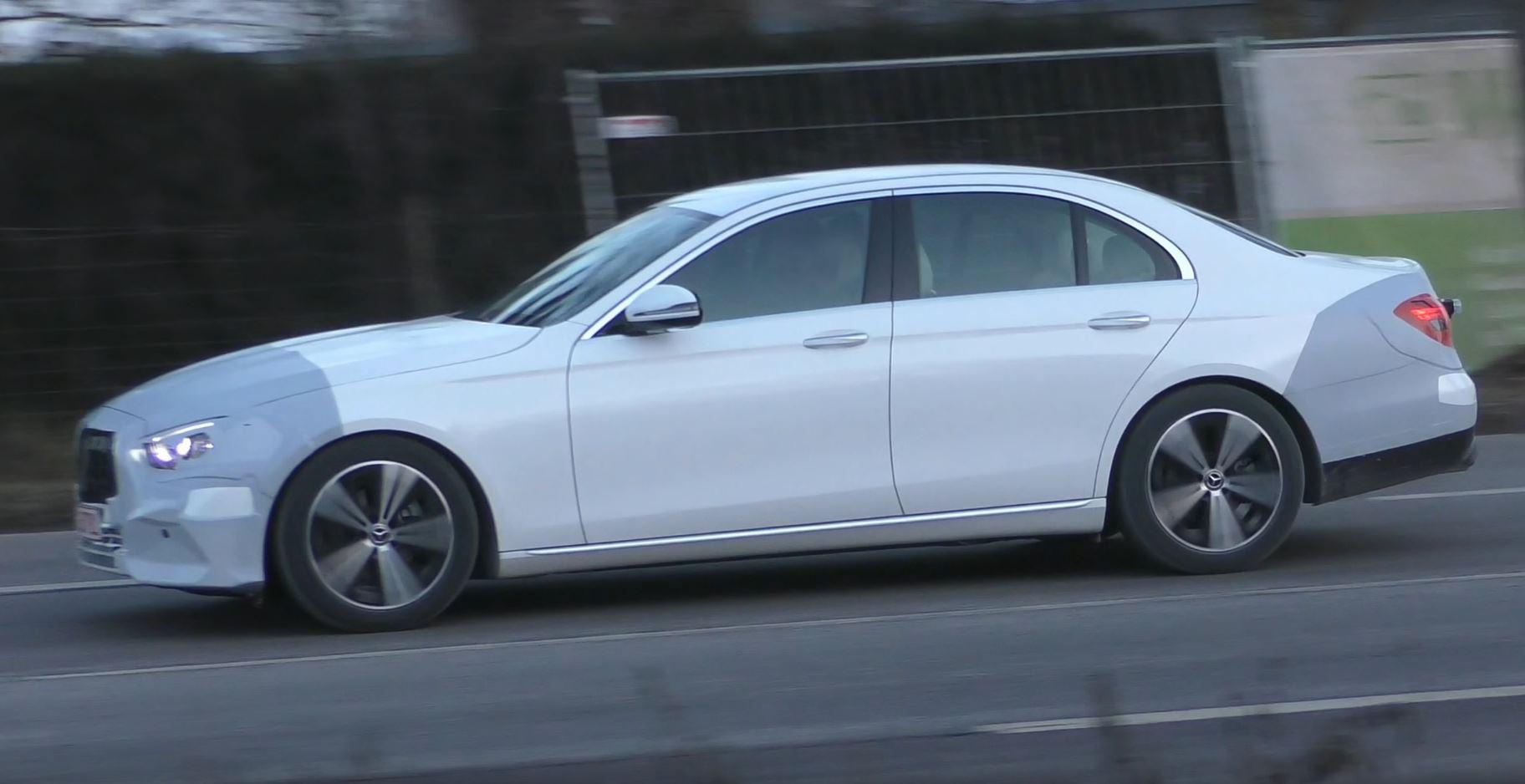 Mercedes Benz E Class Facelift 2020 - Mercedes e-class Review