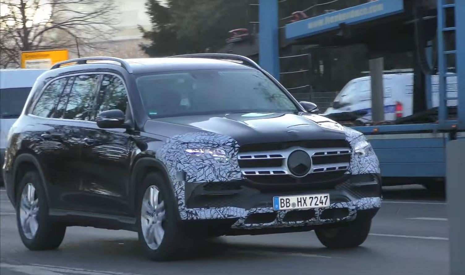 Mercedes-AMG shows GLE 53 with 48V hybrid tech, 450 hp