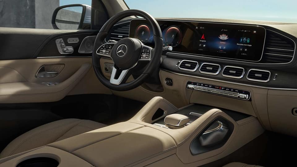 2020 Mercedes GLS Official Photos Leaked Ahead of New York ...