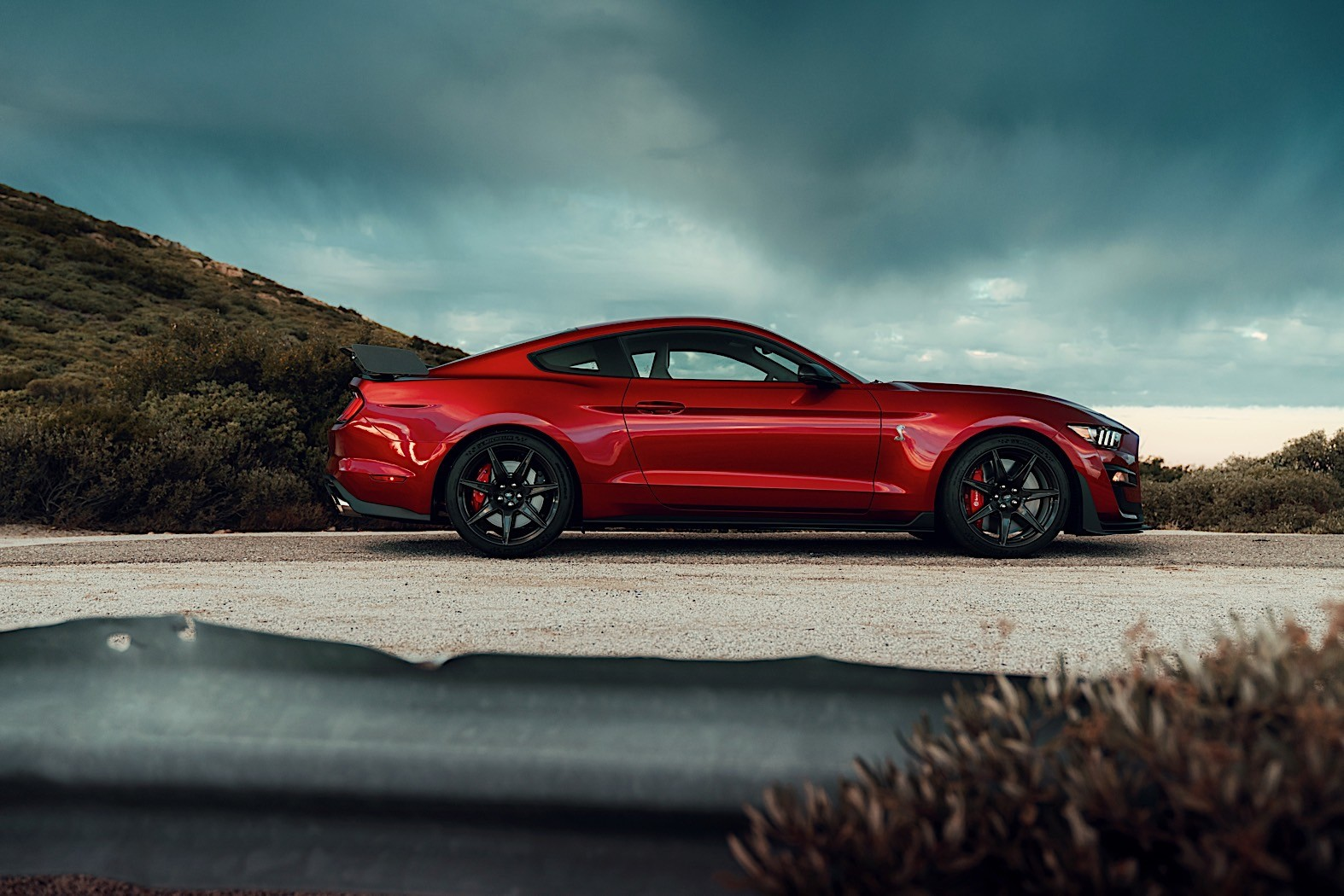 2020 Mustang Shelby Gt500 Hear The Mighty Roar Of The