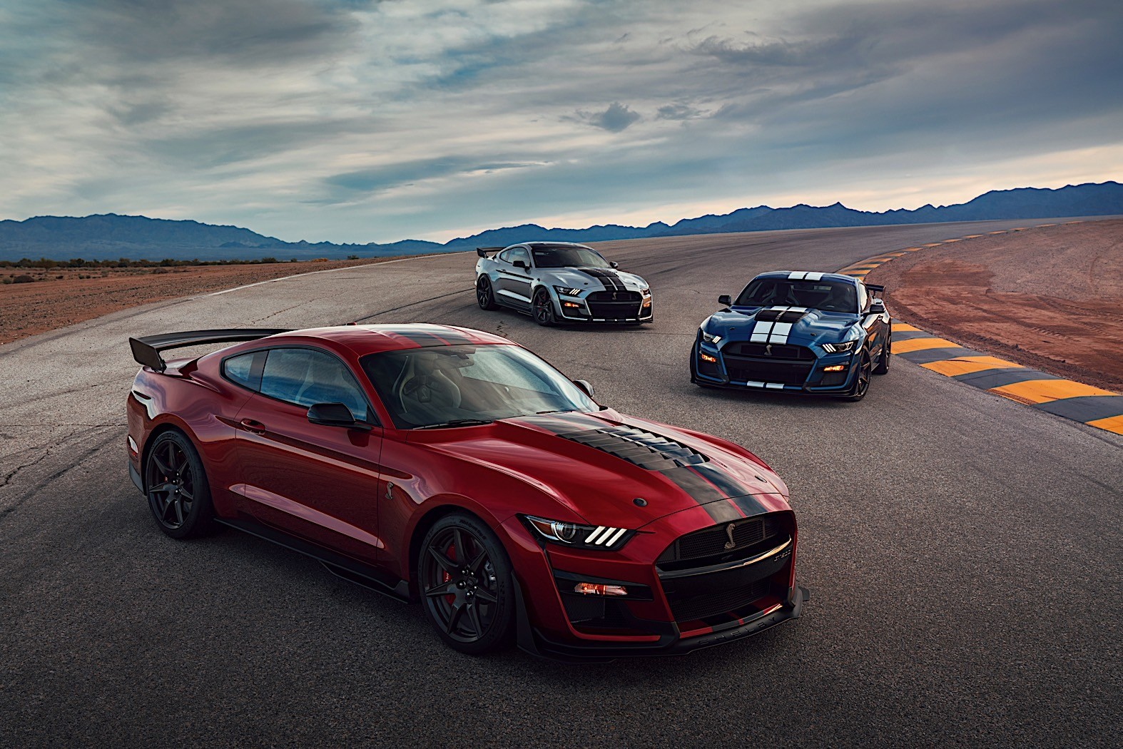 2020 mustang shelby gt500: hear the mighty roar of the
