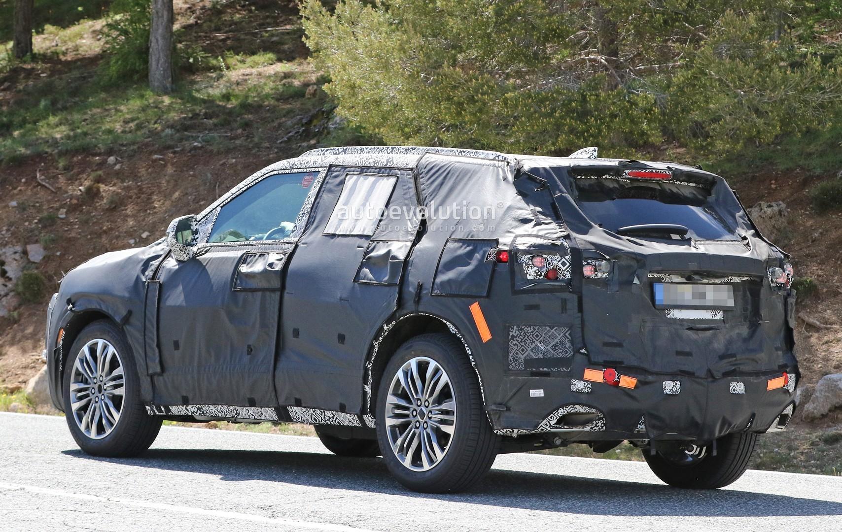 2019 New Chevy Blazer Shows Sporty Styling, LED Headlights ...