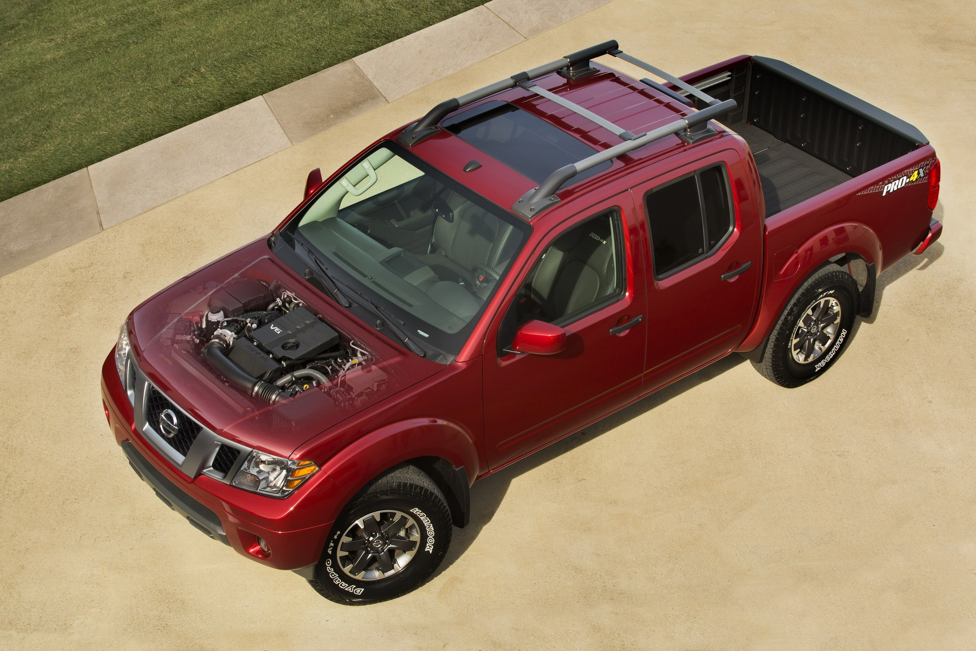 2020 nissan frontier previews 2021 model features new