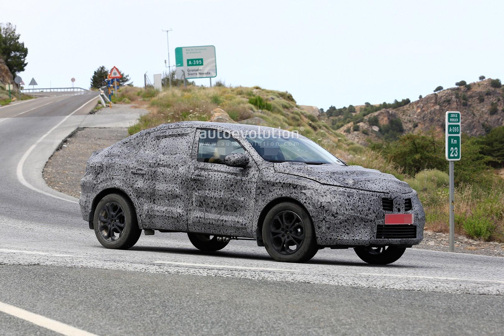 2020 Nissan Juke Switching To Cmf B Hybridization Incoming