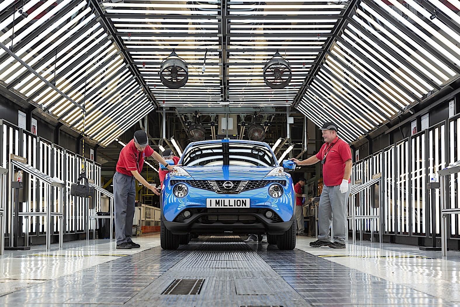 2020 Nissan Juke Switching To Cmf B Hybridization