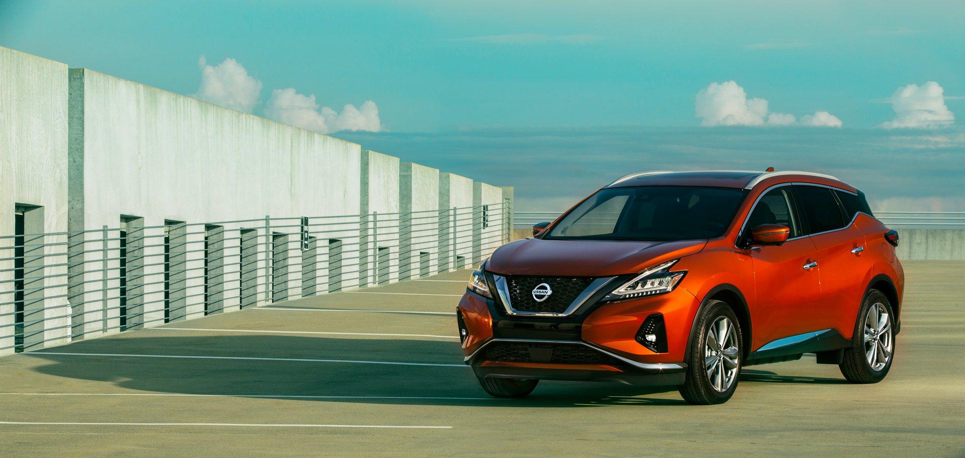 Nissan Murano Kokemuksia