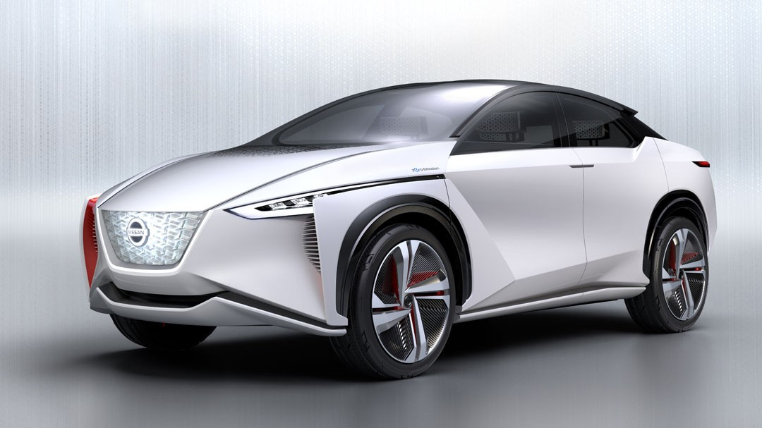 2020 Nissan Qashqai Could Use The Imx Concept As A Design Influence Autoevolution