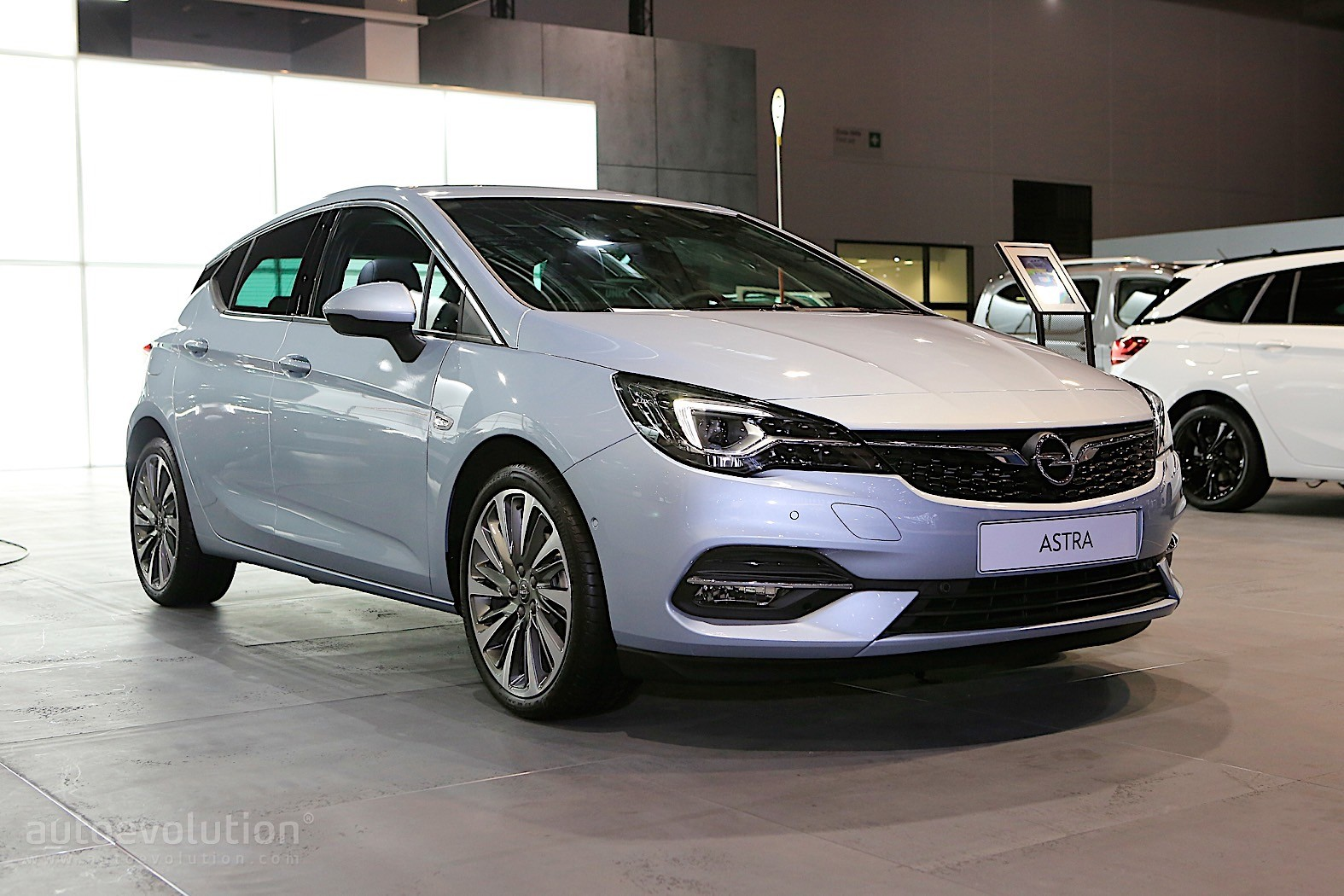 2020 Opel Astra Brings The Recipe For Success Back To Germany Autoevolution