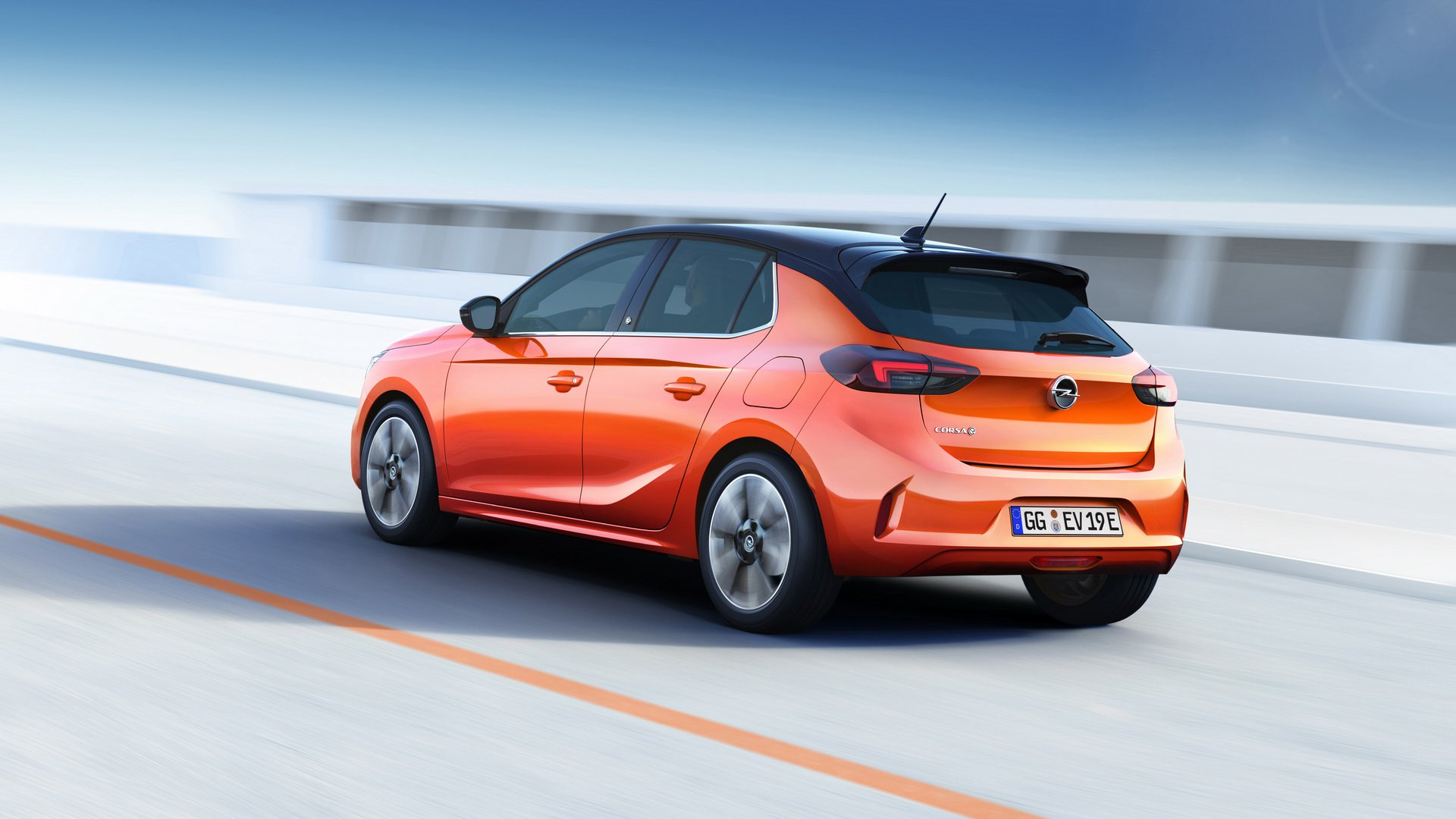 2020 opel corsae takes the fight to volkswagen's id3