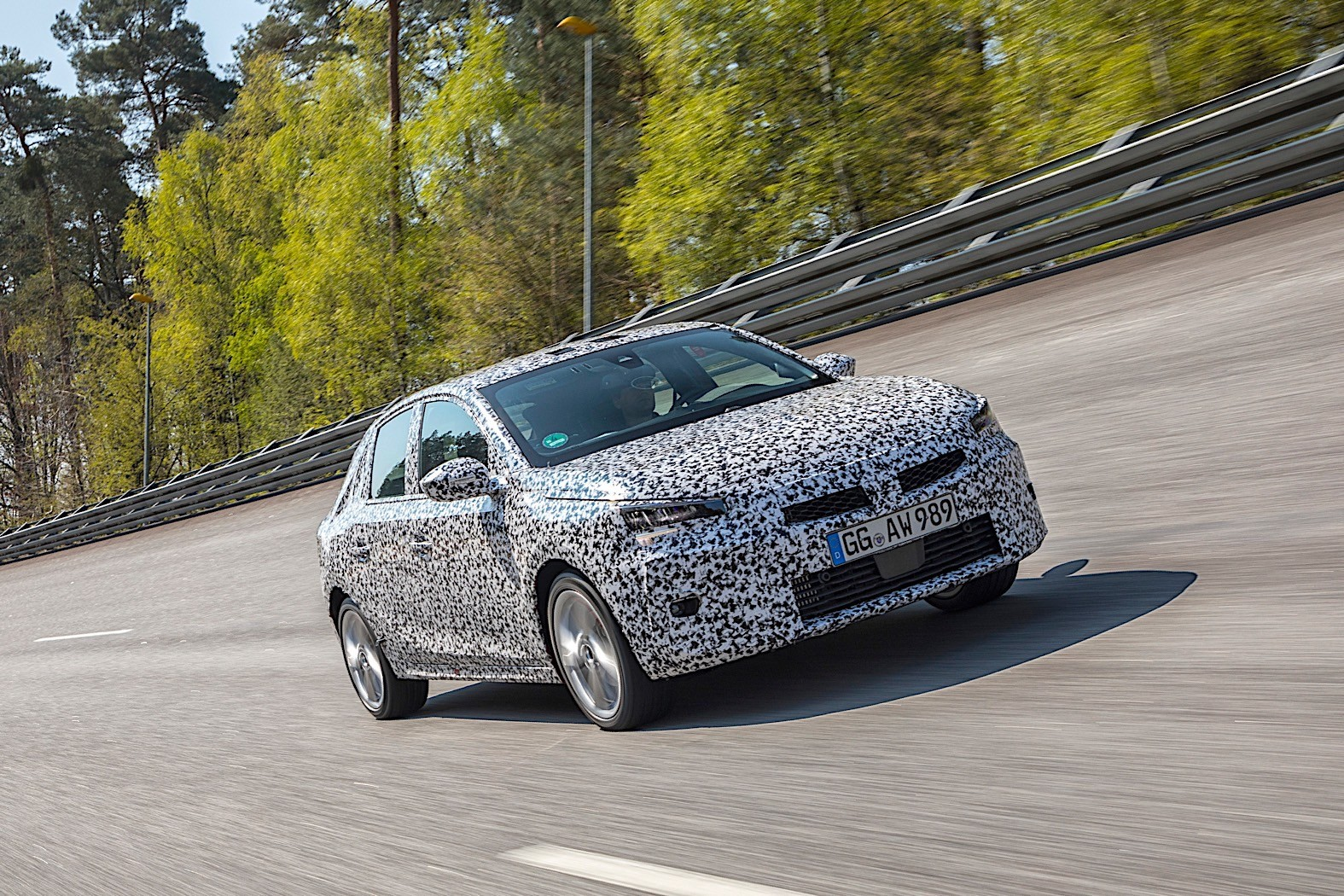 Action Auto Sales >> 2020 Opel Corsa Launch Approaches, Official Spy Pics Released - autoevolution