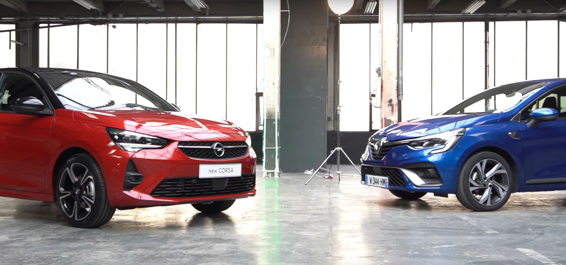 2020 Opel Corsa Vs Renault Clio Now A French Car Rivalry