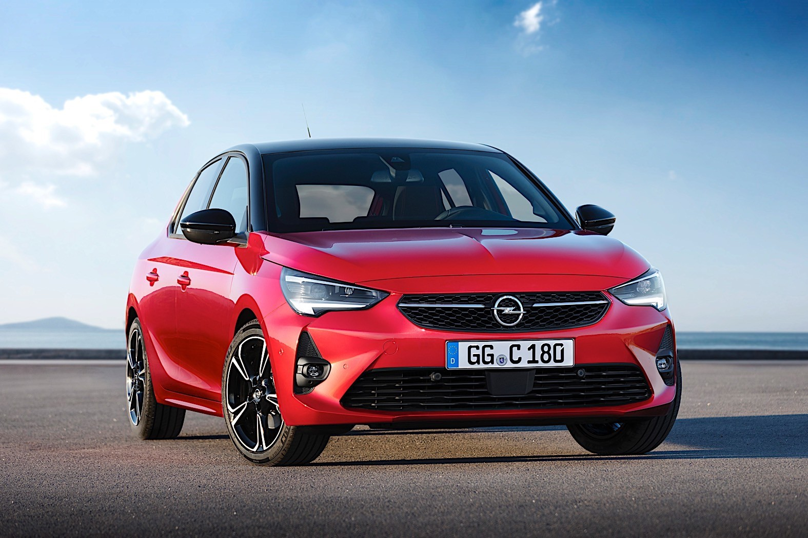2020 Opel Corsa With ICE Engines Set For Sales Start