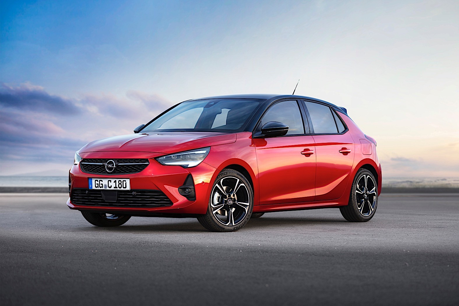 2020 Opel Corsa with ICE Engines Set for Sales Start ...