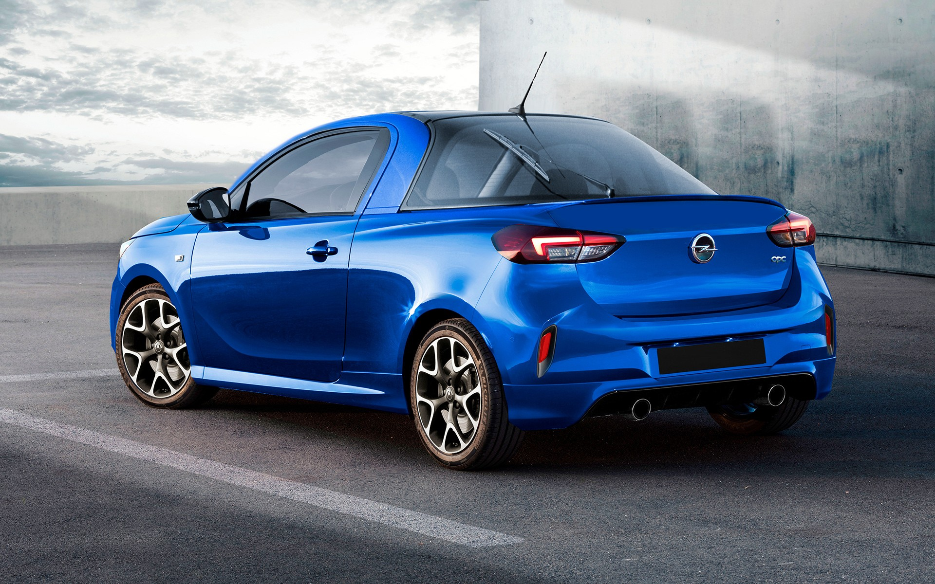 2020 Opel Tigra OPC and Corsa OPC Rendered as Unlikely Hot ...