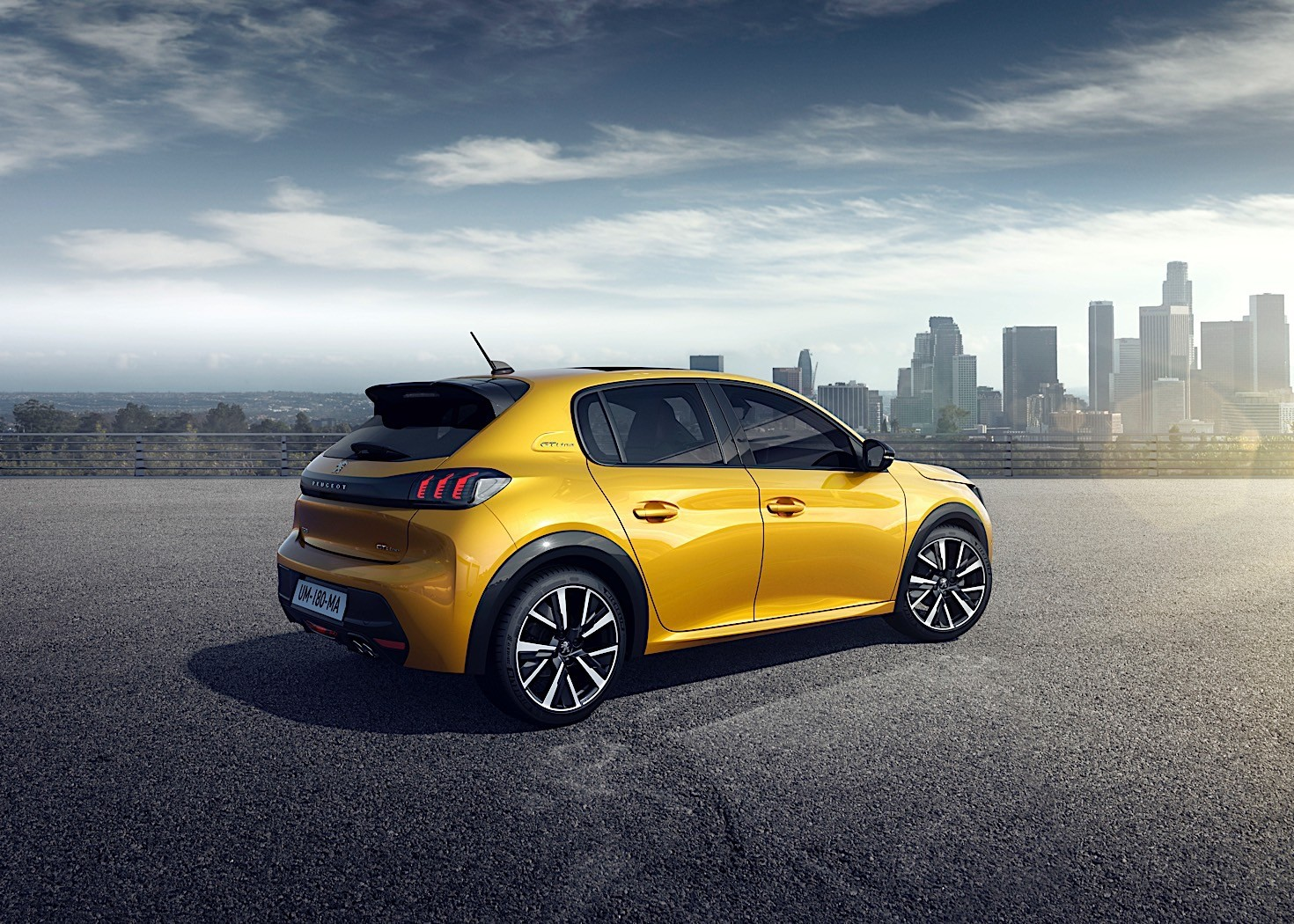 2020 Peugeot 208 Fully Revealed, To Debut In Geneva With
