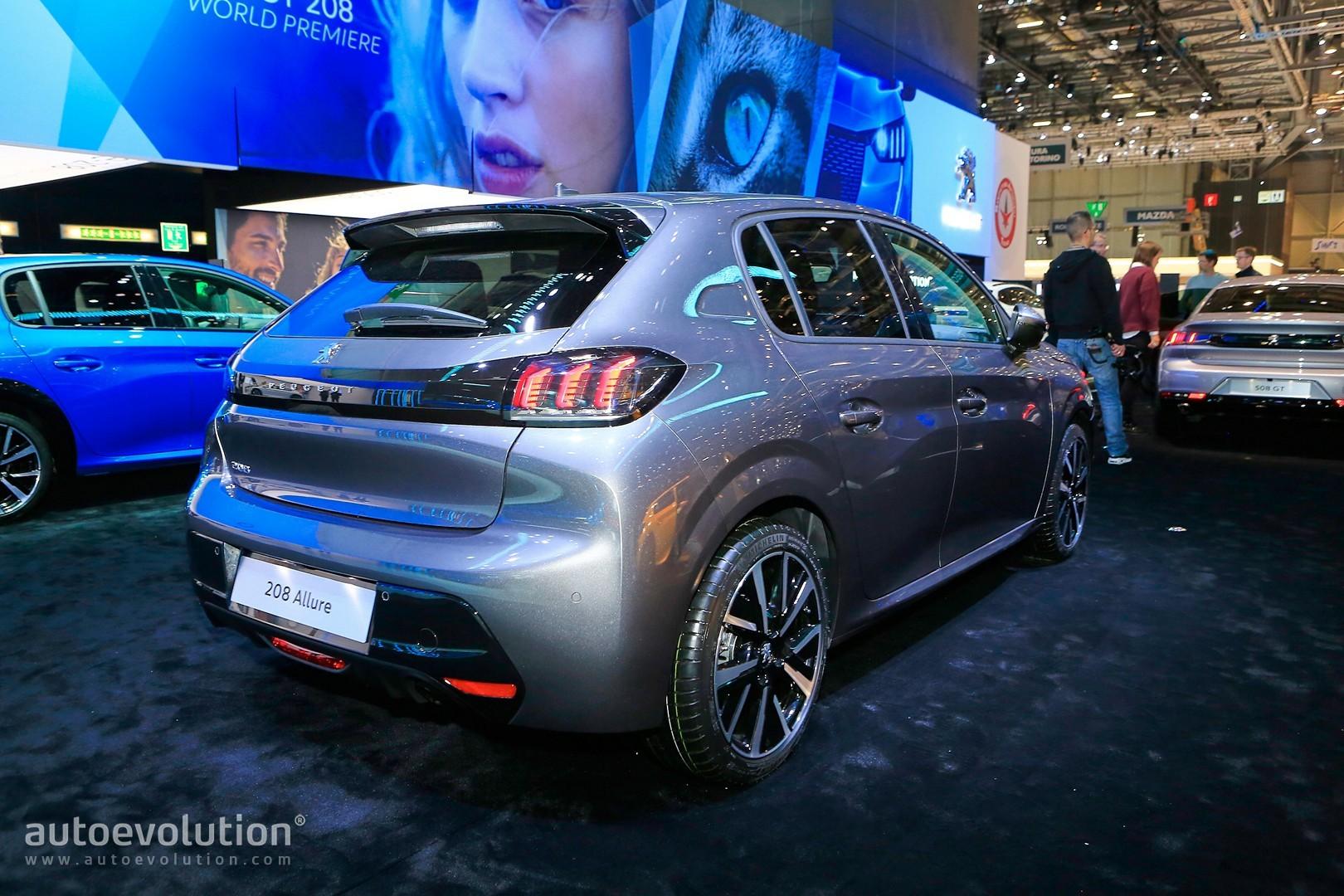 2020 Peugeot 208 Resets Modern Hatch Design At Geneva 2019