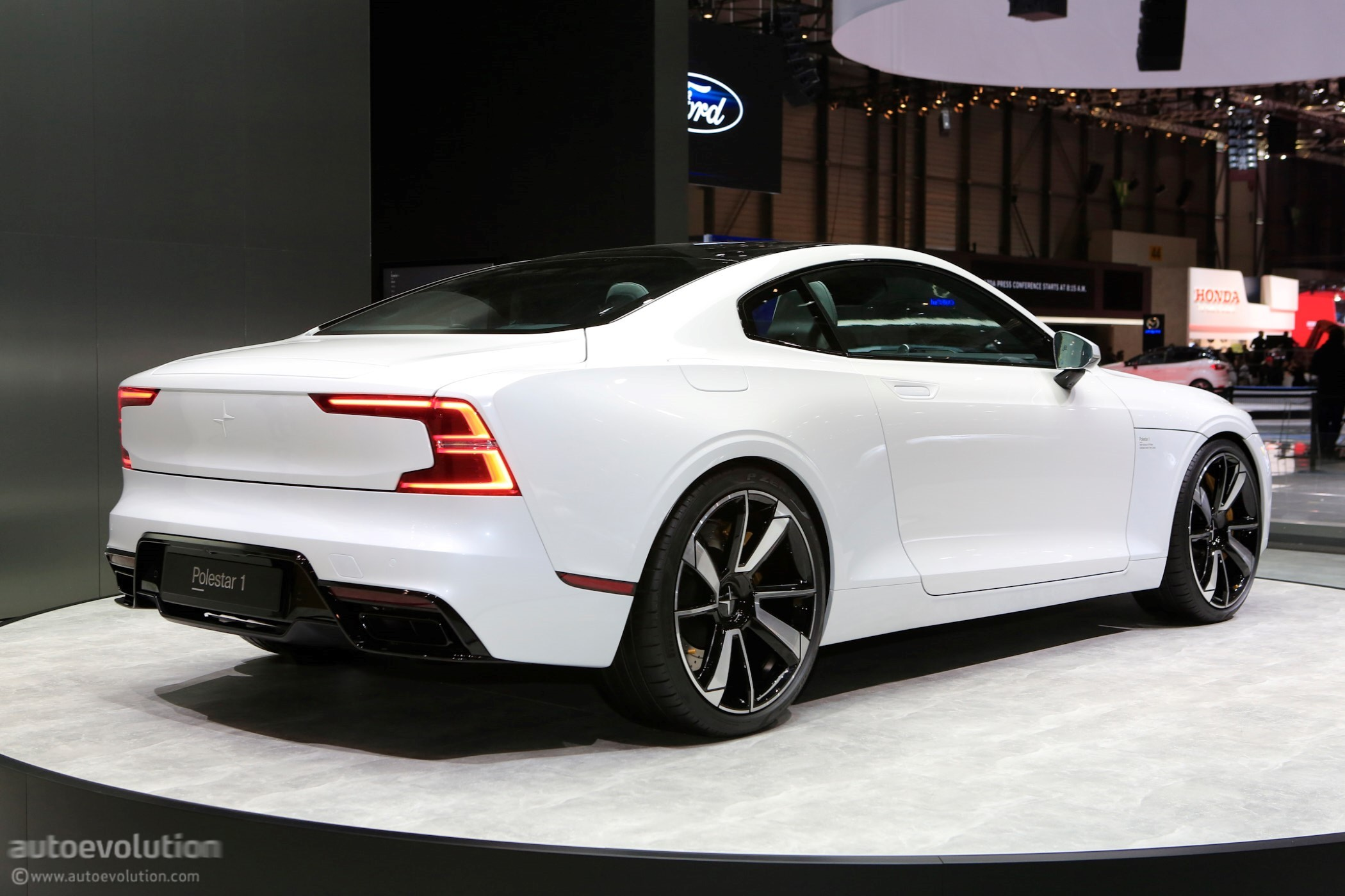 2020 Polestar 2 Electric Sedan Promises Similar Price To ...