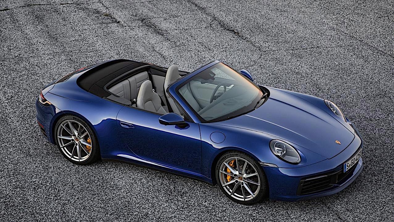 2020 Porsche 911 Cabriolet Revealed Weeks After Coupe ...