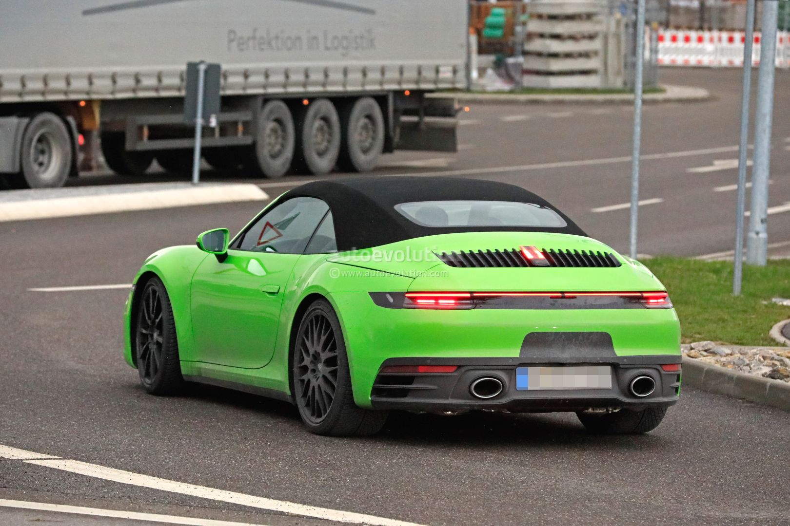 2020 Porsche 911 Targa 992 Rendered But Will It Happen