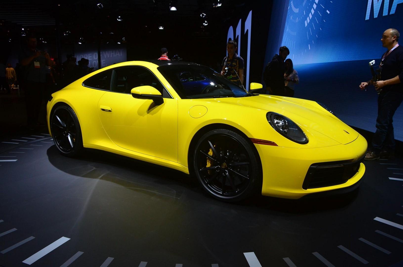 Porsche 911 Rims >> 2020 Porsche 911 Gets HRE Wheels in Aftermarket Rendering - autoevolution