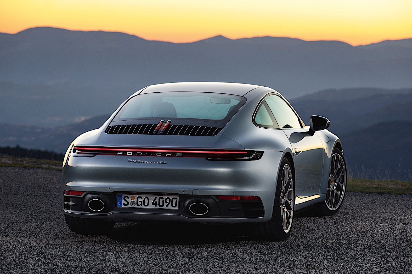 2020 Porsche 911 Carrera S and 4S with 443 HP Rock the ...