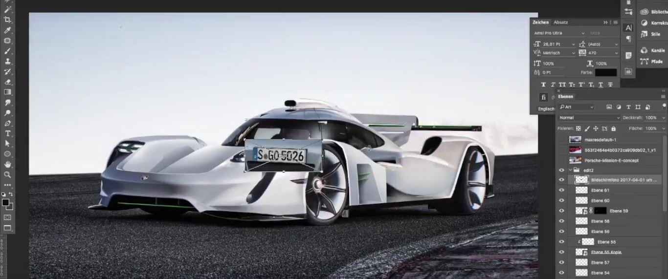 2020 porsche 911 gt1 rendered as street legal racecar successor for 918 spyde. Black Bedroom Furniture Sets. Home Design Ideas