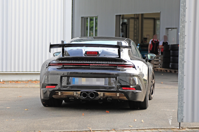 Porsche 911 Shooting Brake Rendered As The One Porsche Won T Build Autoevolution