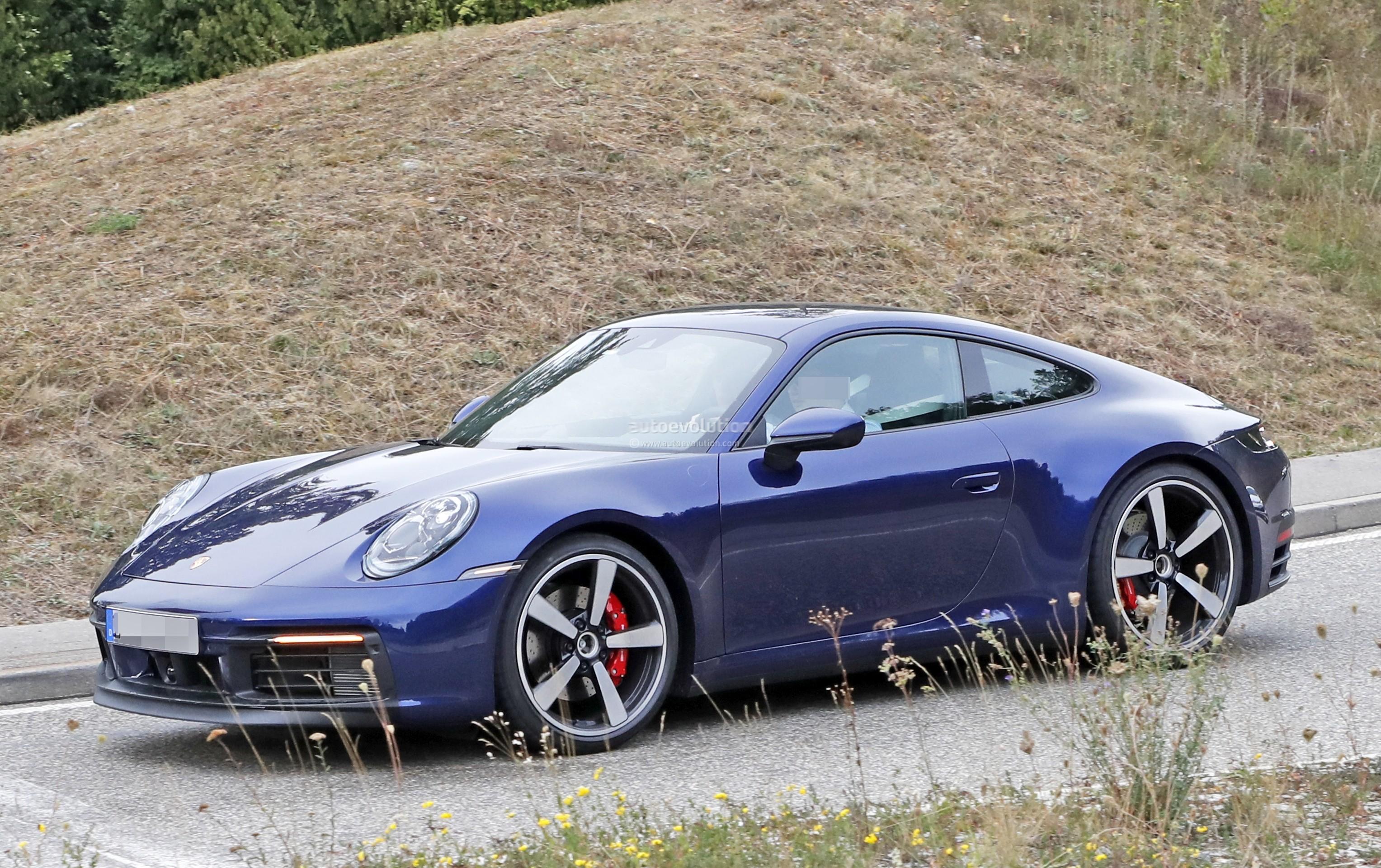 2020 Porsche 911 Looks Like a Modern 993 - autoevolution
