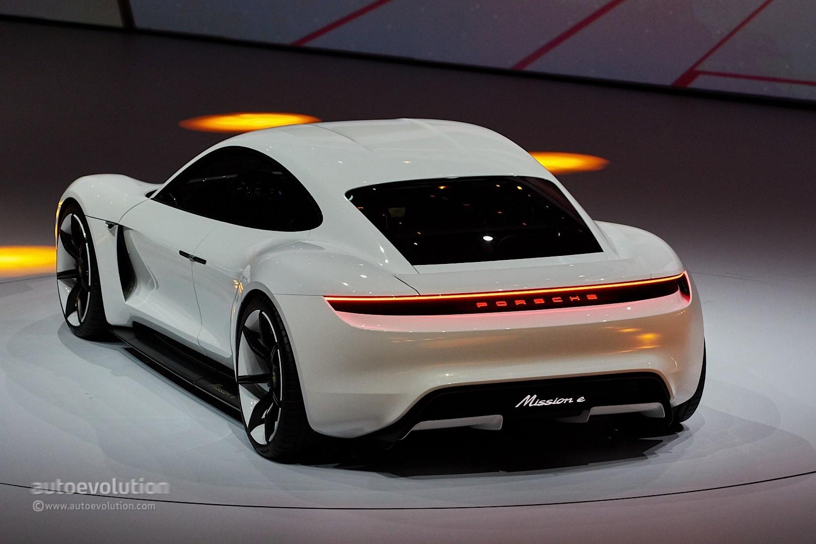 2020 Porsche Taycan Price Info Turbo To Cost \u201cOver $130,000