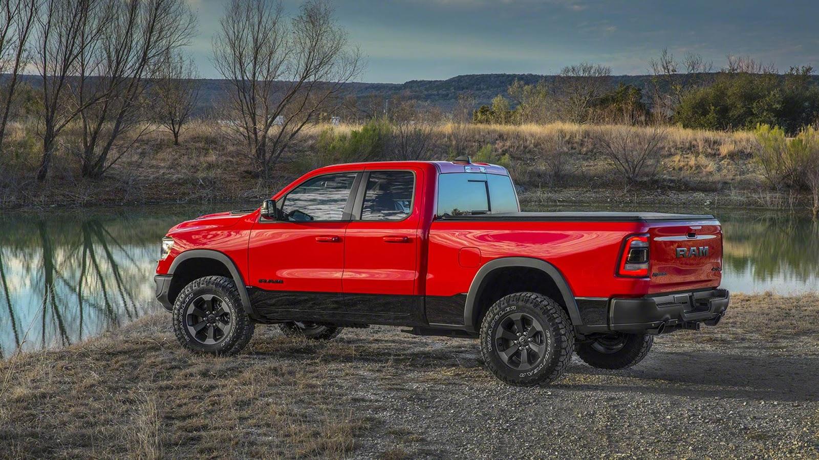Diesel Jeep Wrangler >> 2020 Ram 1500 To Share New EcoDiesel V6 With Jeep Gladiator Pickup, Wrangler SUV - autoevolution