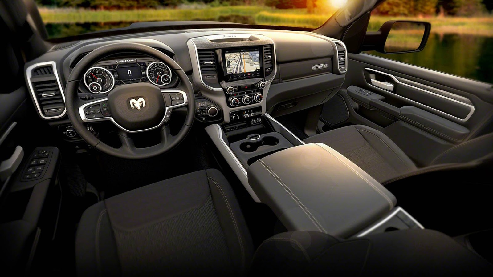 Mopar Jeep Parts >> 2020 Ram 1500 To Share New EcoDiesel V6 With Jeep ...