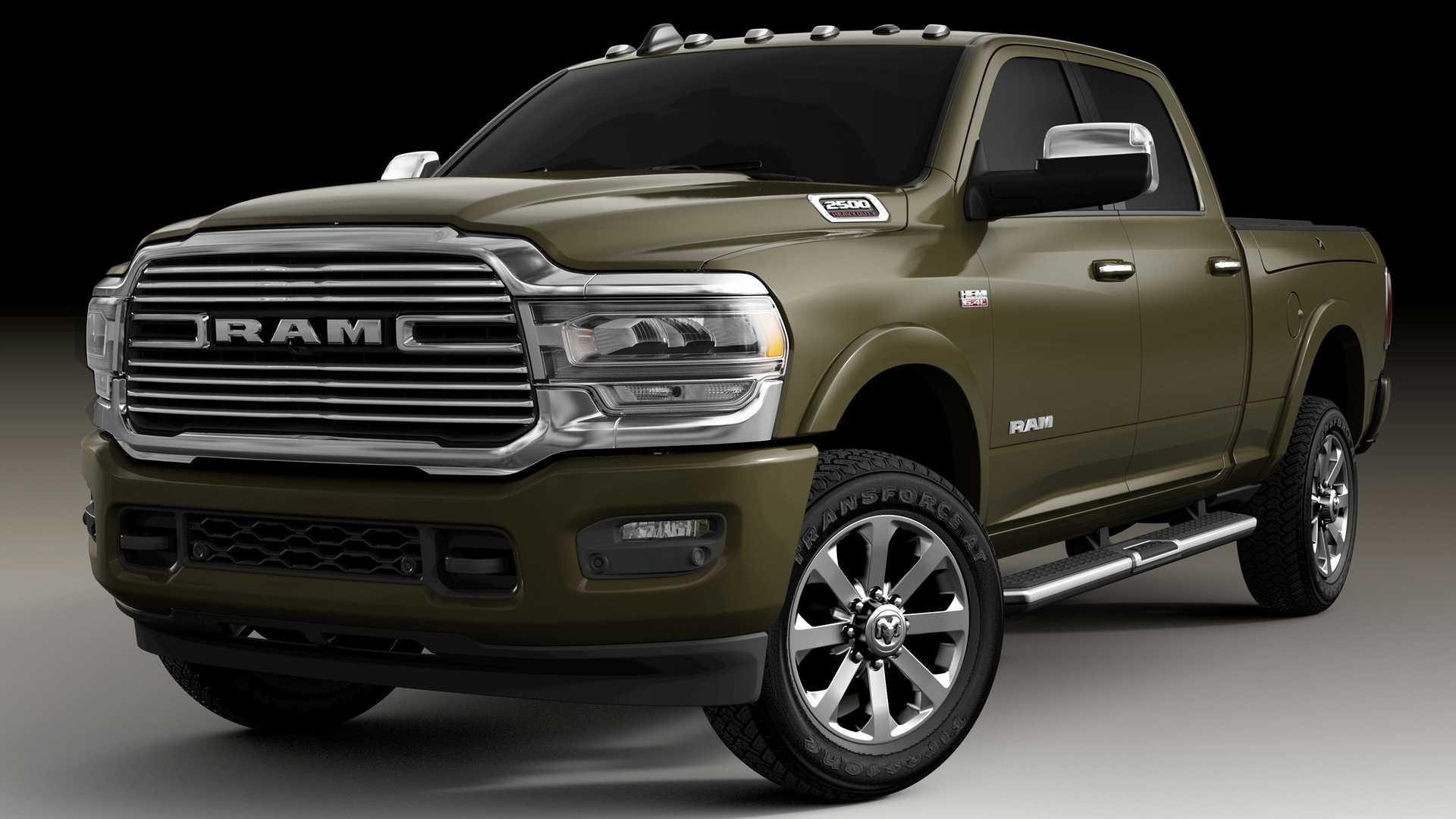 Ram 1500 Pickups Recalled in Salt-Belt States - autoevolution